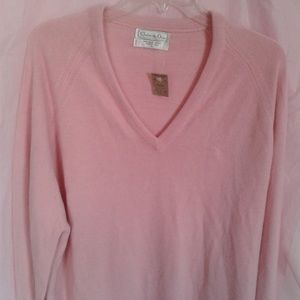 1656f3ce6c7 Christian Dior Vintage NWT V-neck Sweater 🌸